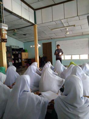 Kelompok Bengkulu Tahfidz, di Ma;had Al Wafa Lilbanat, Kulim, Kedah, Malaysia Utara (3)