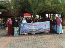 Kegiatan pengabdian masyarakat di Yayasan An Nahdoh, Penang